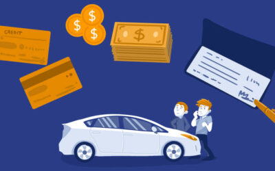 3 valuable reasons to keep all of your car receipts safe