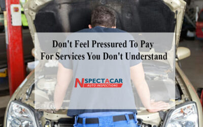 Don't Feel Pressured To Pay For Services You Don't Understand