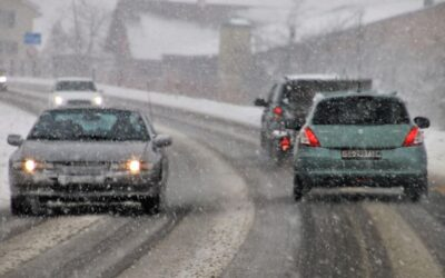 How salt on roads can damage the bottom half of a car and ruin it